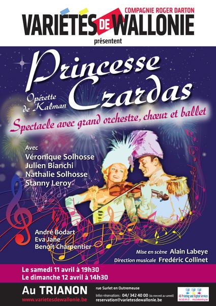 Princesse Czardas