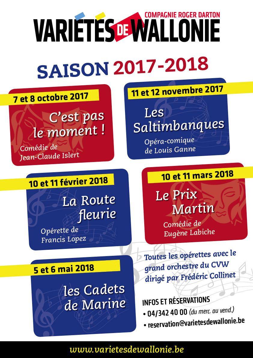 CVW saison 2017-18 A3